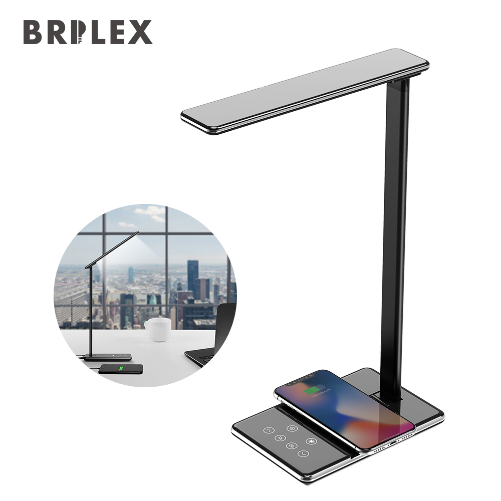 Настольная лампа светодиодный книга света Smart сроки Customizati работая чтение изучения офисные Спальня учебников Применение Brilex