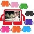8 color pequeño gigante serie de casos de la cubierta de protección para samsung para galaxy tab 3 universal para los cojines de 10.1 pulgadas niño e-book tablet PC