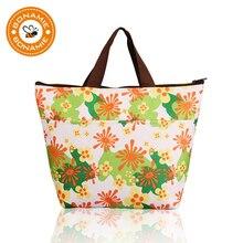 Bonamie мама переносной Оксфорд боксового изолированные Термальность lunchbag для Для женщин малыш Carry Tote хранения путешествия пикник мешок lancheira