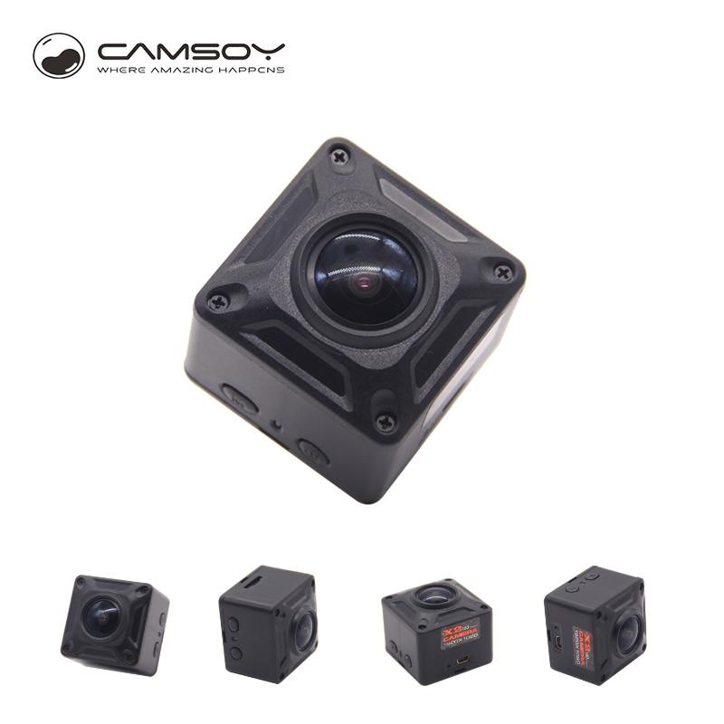 X2 Mini DV Camera Full HD 1080P Micro Camera Portable Mini Camera Mini Driving Recording Wide Angle Mini DVR Camera