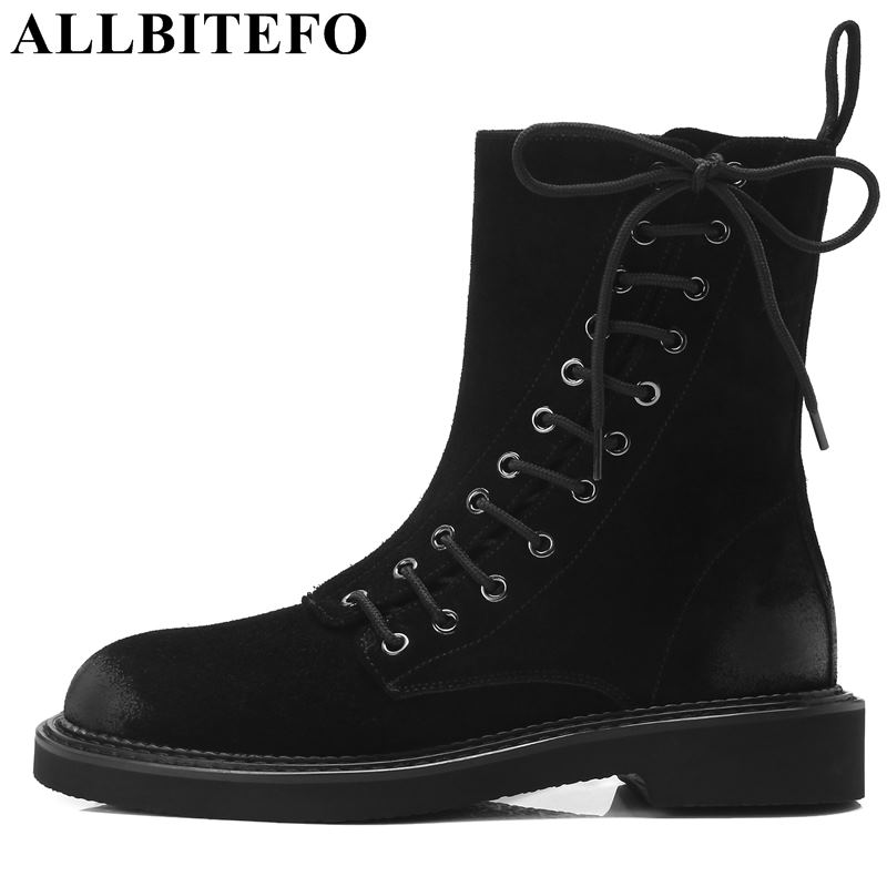 ALLBITEFO brand genuine leather nubuck genuine leather women ankle boots Spring Autumn martin boots shoes girls motocycle boots gasky mini wireless gamepad pc for ps3 tv box joystick 2 4g joypad game controller remote for xiaomi android pc win 7 8 10