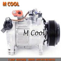 קומפרסור עבור האיכות הגבוהה AC קומפרסור עבור BMW X1 Z4 2.0L מנוע 64529223694 9223694 64529225703 9225703 (1)