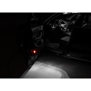 Светодиодная интерьерная с Canbus Lights Kit Пакет 16 шт для Audi Q7 4L (2005-2015)