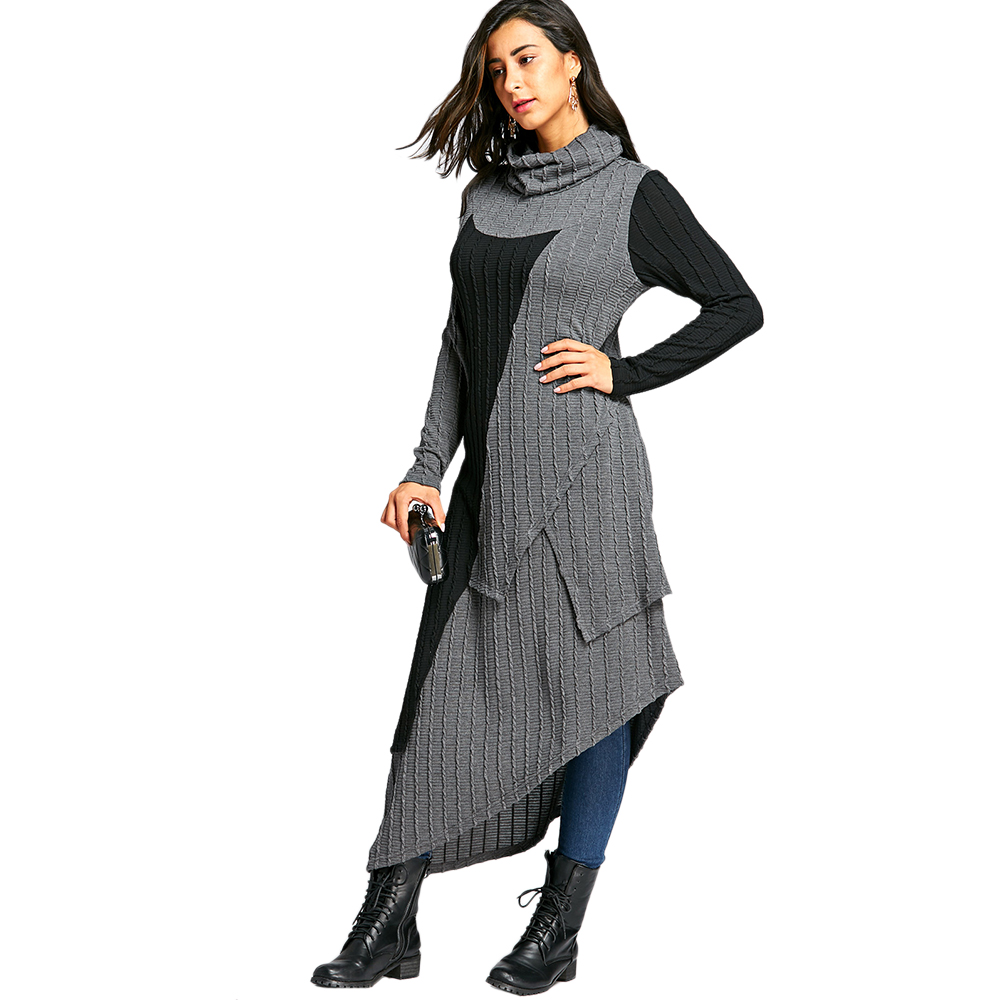 cd03174e9e Extra Long Maxi Dresses With Sleeves - Gomes Weine AG