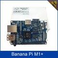 LANDZO frete grátis original Banana Pi M1 + plus A20 Dupla núcleo 1 GB RAM com Open-source SBC BPI M1 + raspberry pi compatível