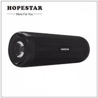 HOPESTAR Portable Wireless WaterProof Bluetooth Speaker IPX6 Column Box Bass Mini Subwoofer Stereo Loudspeaker As Power