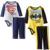 Macacão de bebê tudo para as crianças clothing e acessórios triângulo escalada macacão + calças desgaste casa pijamas para crianças pequenas