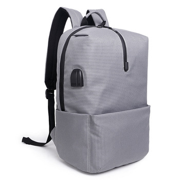 Xiaomi Backpack Men School Bags for teenage girls & boys Mochila Pubg Battlefield Infantry Pack Travel Canvas USB Headphone Jack