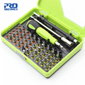 PROSTORMER 53 in 1 Multi-purpose Precision Magnetic Screwdriver Sets Electrical Household Hand Tool Set for Phone PC Repair Tool