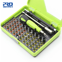 53 in 1 Multi purpose Precision Magnetic Screwdriver Sets Electrical Household Hand Tools Set for Phone PC Repair
