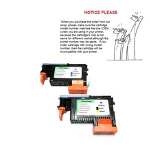 YOTAT 88 Printhead for HP88 Compatible for HP Officejet Pro K8600 8600 Printer C9381A C9382A
