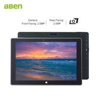 Bben Z10 10 1 Inch Tablet Pcs Windows10 Wifi HDMI USB3 0 Mini Dual Os Tablet