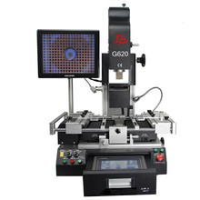 G620 optical alignment system Bga Rework Machine Reball Station with CE certificate, 3 temperature zone цены