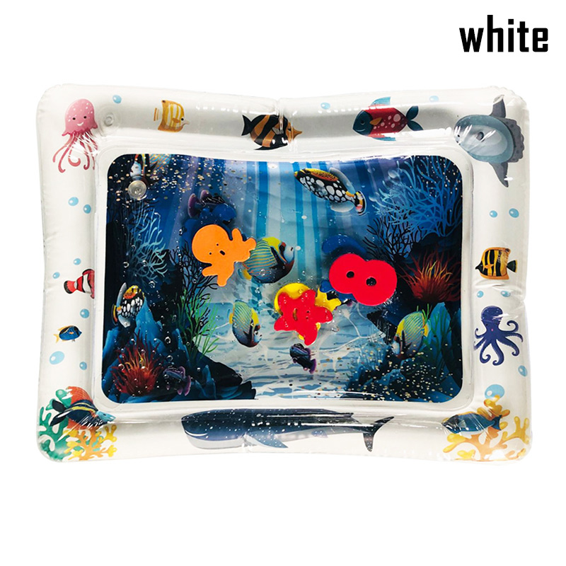 1 Pcs Baby Kids Inflatable Water Mat Patted Play Pad Cushion Toys Early Education FJ88