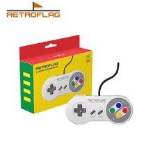 Retroflag SUPERPi Wired USB Gamepad Game Controller for SUPERPi CASE U CASE J NESPi Case Raspberry Pi Windows Switch