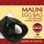 Free shipping Malini Egg Bag Pro (Bag and DVD),Stage Magic Trick,Close up,illusion,Fun,Mentalism,Classic Trick