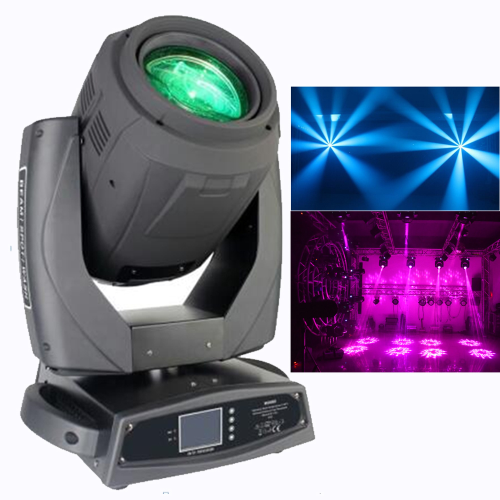 2 x flight Case + 4 x Shapry Beam 20R Professional 440W DMX Moving Head Lights Portable adj Strobe Stage Live Lighting Packages flight volume 4