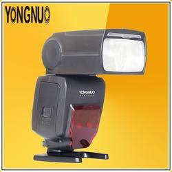 YONGNUO YN660 Wireless Flash Speedlite GN66 2.4G Wireless Radio Master HSS 1/8000s + Slave for Canon Nikon Pentax Olympus camera