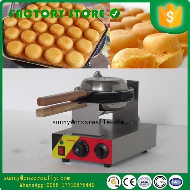 220 V/110 V kommerzielle elektrische Chinese Hong Kong eggettes puff ...