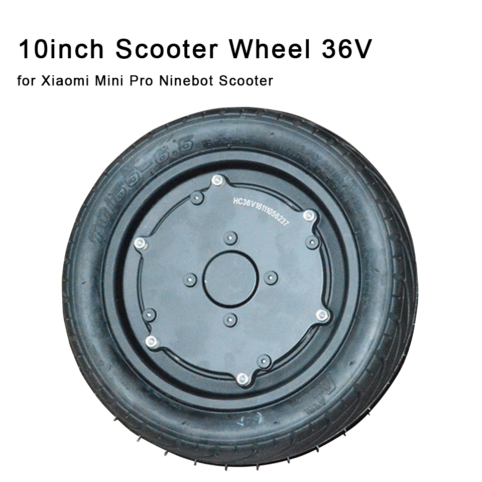 2018 New 10inch 1 wheel Scooter Motor 36V 250W~350W Hub Motor Wheel for Hover for XIAOMI Ninebot Mini Pro Scooter гигрометр boneco 7057 page 6