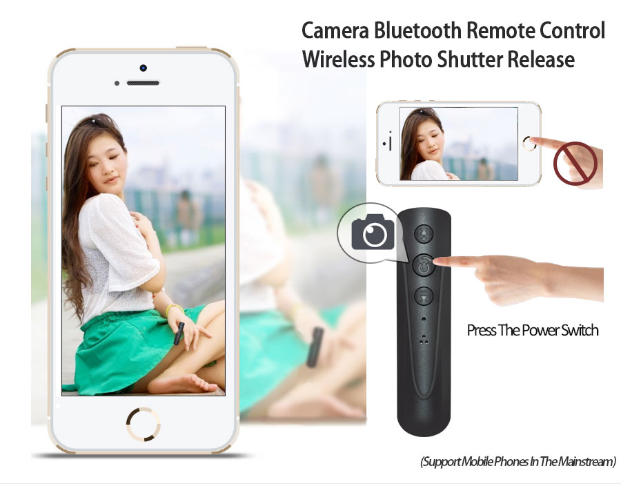 Bluetooth Headphone With  Camera