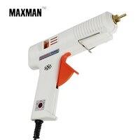 120W Hot Glue Gun 100 200 Degree Adjustable Thermostat Hot Melt Glue Gun Use 11mm Glue