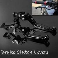 Clutch Brake Pivot Levers For BMW R HIHE T K1600GT K1600GTL R NINE T Motorbike CNC Extendable Adjustable Foldable K 1600 GT GTL