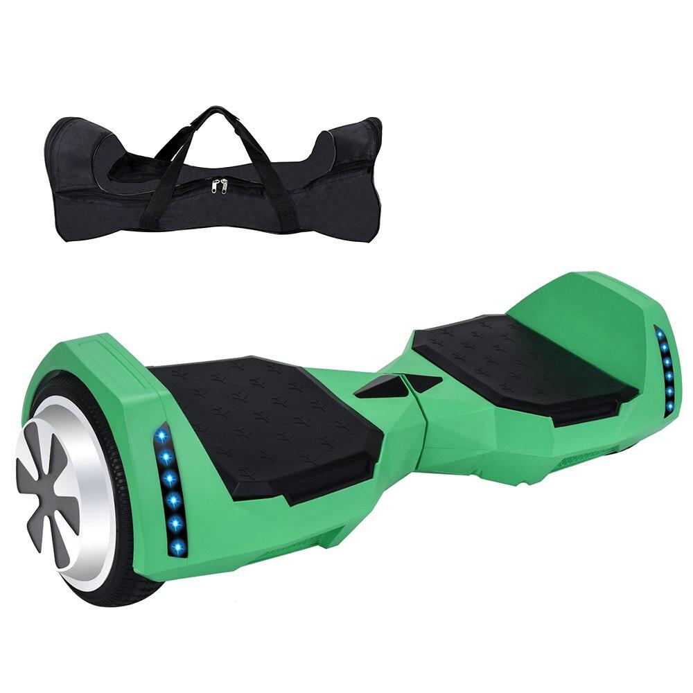 Hoervboard 6,5 Дюймов Электрический самокат скейтборд двухколесный умный скутер с Bluetooth динамиком Giroskuter - 5