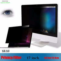 17 Inch Monitor Protective Screen Anti Glare Privacy Filter Laptop Notebook Screen Protector Film Computer 16
