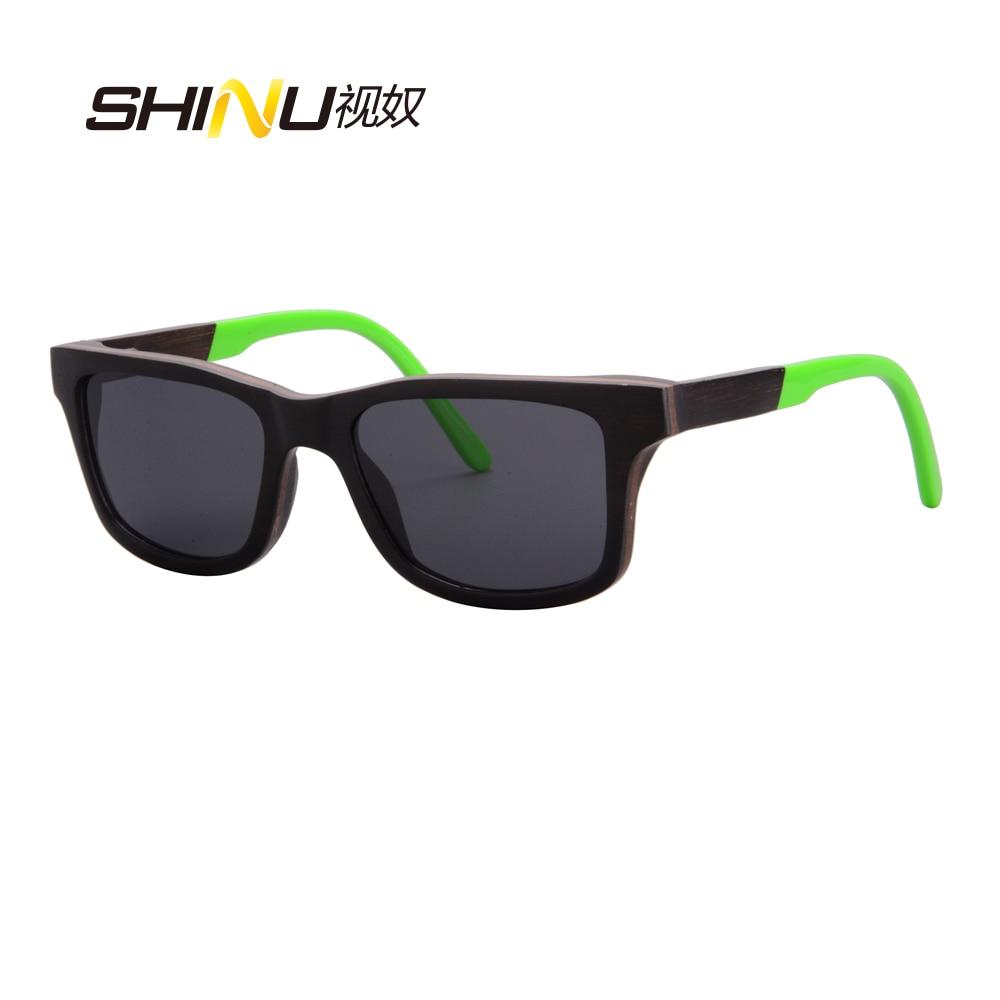 Sunglasses Polarized Wooden Unisex Shades Mens Wood Glasses Women UV400 Fash