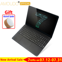 AMOUDO 15.6inch 8GB RAM Up to 1TB SSD Intel Quad Core CPU 1920X1080P FHD 5GB Wifi Office Home School Laptop Notebook Computer