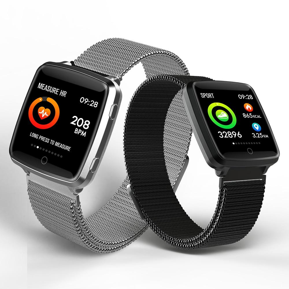 Timethinker Waterproof Smart Watch Sports Smart Bracelet Reloj Men Women Blood Pressure Heart Rate Monitoring Fitness Tracker