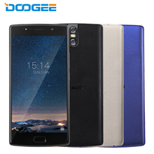 Original DOOGEE BL7000 Cell Phone 5.5 inch 4GB RAM 64GB ROM MTK6750T Octa Core Android 7.0 Dual 13.0MP Camera 7060mAh Smartphone