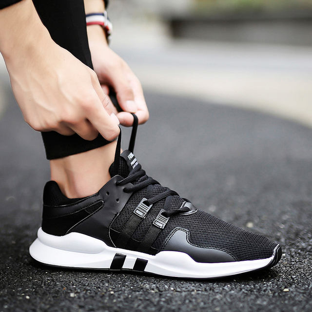 NORTHMARCH Fashion Man Shoes 2018 Breathable Lace Up Casual Shoes Man Lightweight Sneakers Men Summer Tenis Masculinos Esportivo