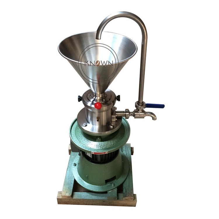 During Father's Day 36*36*80cm Capacity Vertical Type KN-60 Peanut Butter Colloid Mill Machine On Promotion With Free Shipping