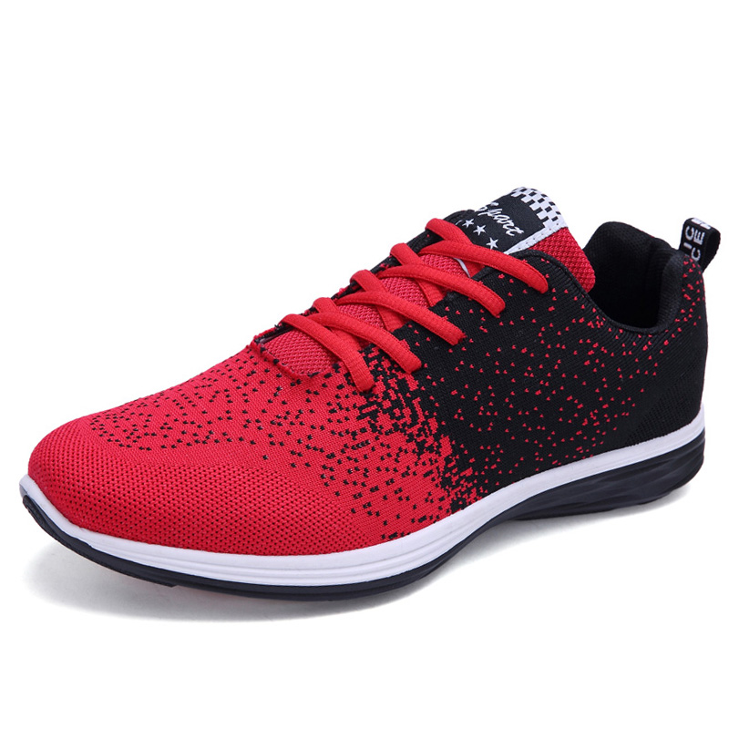 Men s Smart Chip Running Shoes Cushion Breathable Sports Shoes Rouge Rabbit Smart Running Sneakers Men