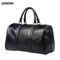 Jonon Fashion Men's Travel Bags Brand luggage Waterproof suitcase duffel bag Large Capacity Bags casual leather handbag