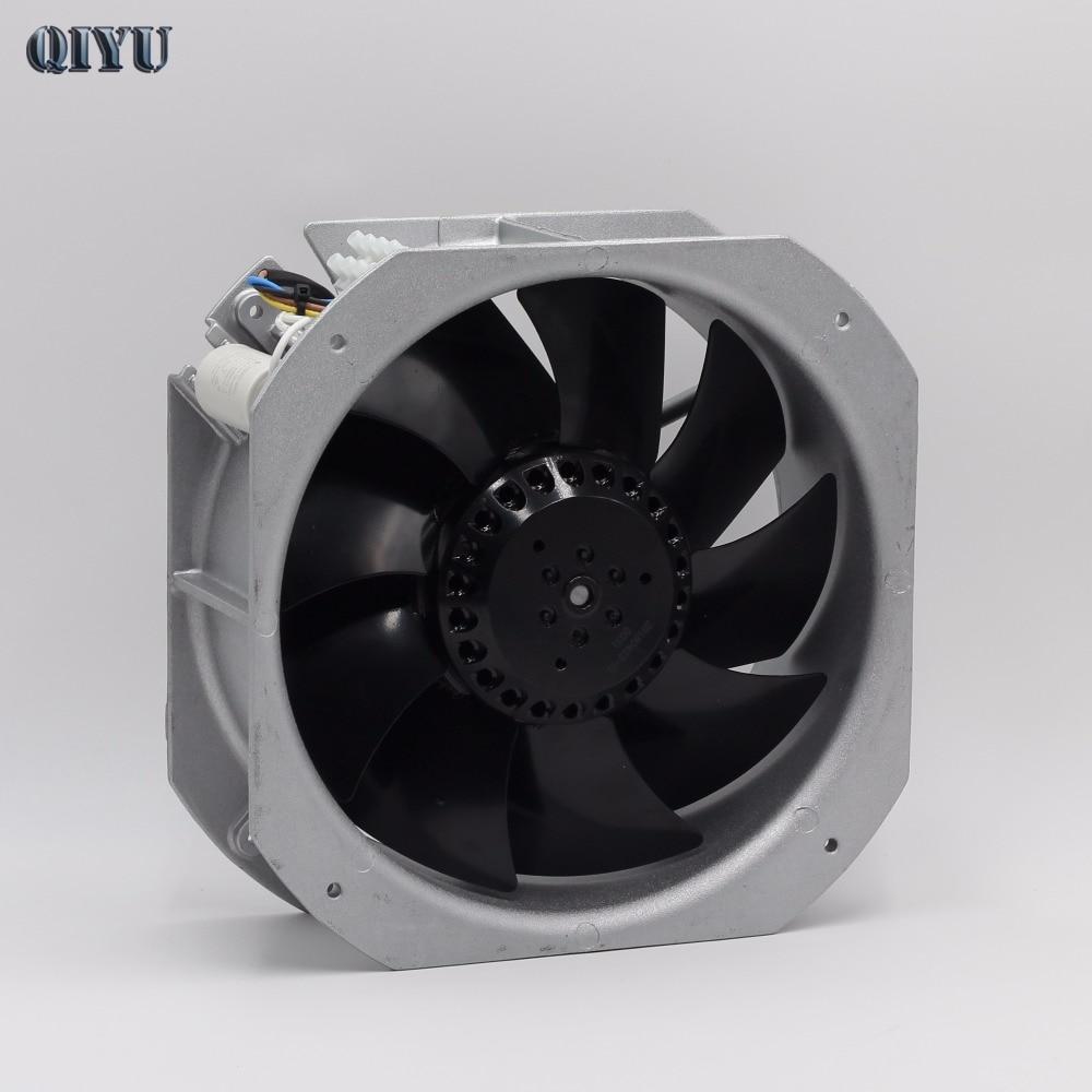 цена на AC 220V AC 240V Axial Fan 22580 air blower Ventilation cooling fan Industrial fan Exhaust heat dissipation Welding metal blades