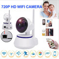 Home cámaras de Seguridad Ip Inalámbrica Mini cámara de Vigilancia Cámara IP Wifi 720 P de Visión Nocturna CCTV Cámara de Monitor de Bebé