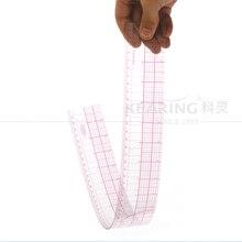 60 см/24 ''H-качество одежды изоляции chiban режущая линейка рукав chiban Сортировка рулетка дизайнер инженерный чертёж DM008