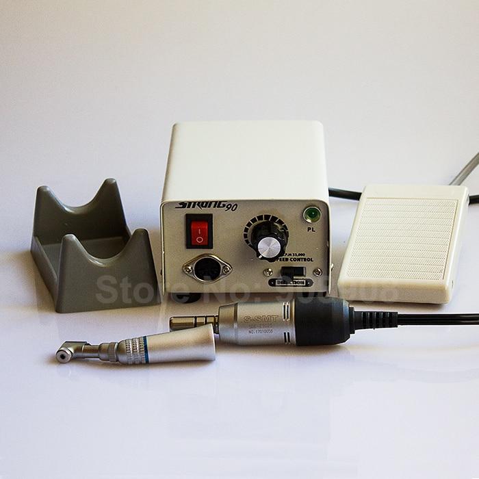 35000rpm E102S motor kontraszögű fogászati penész kézi - Elektromos kéziszerszámok - Fénykép 4