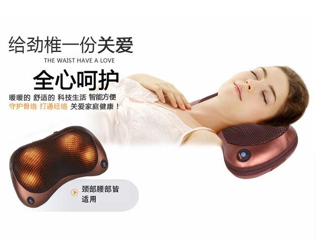 Online shop massagea elektrische infrarood verwarming kneden nek
