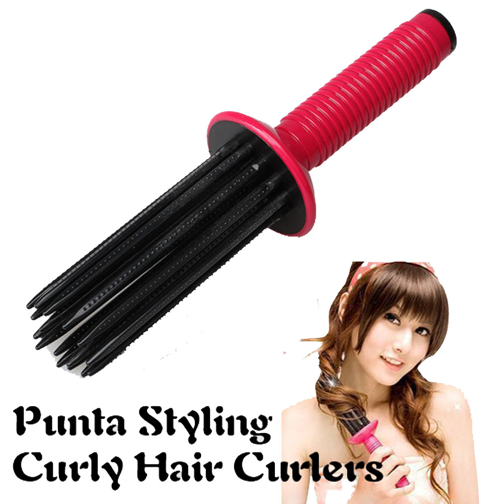 Fashion Hair Styling Tools For Women Airy Curl Brush Hair ...