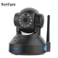 SunEyes 1280 720P 1 0 Megapixel Wireless IP Camera Support Pan Tilt Two Way Audio Tf