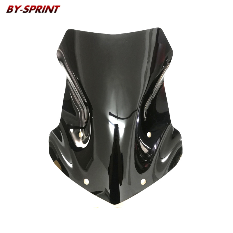 Motorcycle Accessories For BMW R1200GS GS ADVENTURE EXCLUSIVE RALLYE 2014 2018 Windshield Windscreen Double Bubble Screen