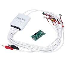 Profesional servicio de corriente de prueba cable de teléfono cable de carga de la batería de alimentación dedicada junta placa de activación para iphone