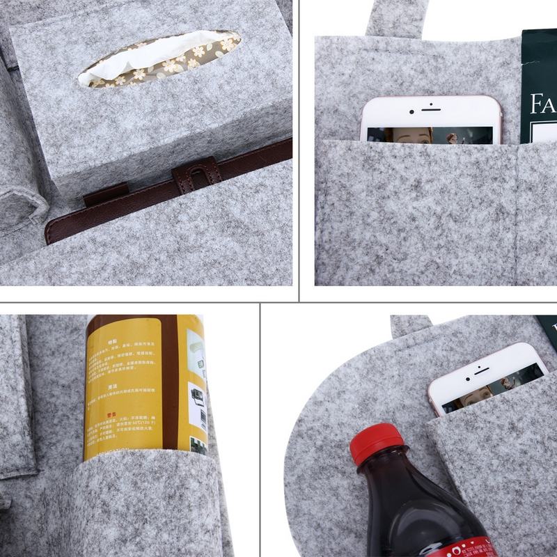 1Pc Car seatback bag Universal Auto Car Back Seat Multi-Pockets Travel Storage Bag Car-styling Back Seat Multi-Colors organizer (2)