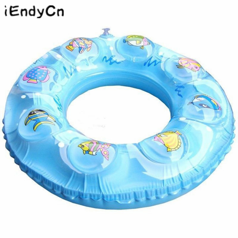 IEndyCn Baby Crystal Thicken Swim Ring Children Swim Ring Swimming  Pool  Accessories GXY172