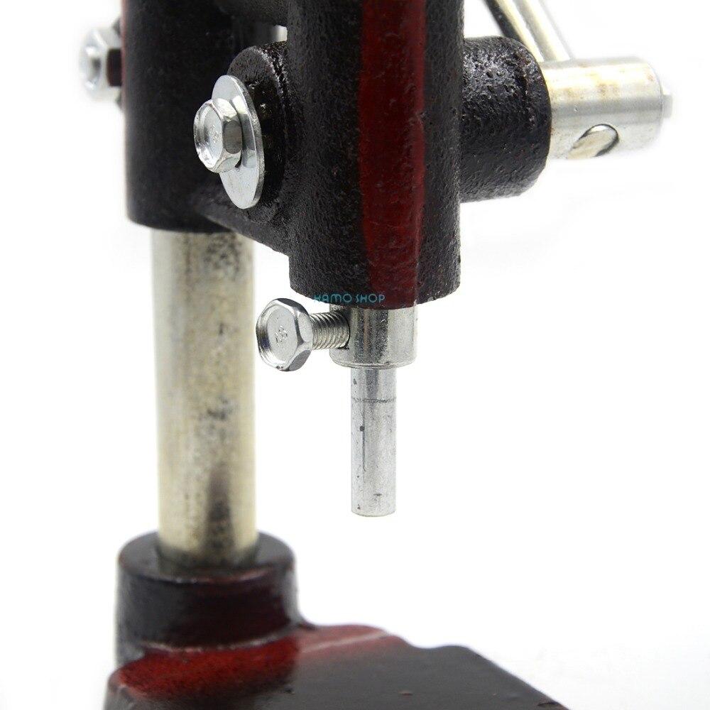 1 pcs 패브릭 덮여 단추 기계 만들기 단추 수 제 단추 도구 패브릭 덮여 의류 기계 부품-에서재봉 기계 & 액세사리부터 홈 & 가든 의  그룹 3