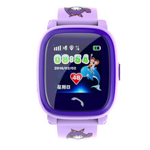 Color touch smart phone watch children children double talk intercom student movement history electronic support waterproof